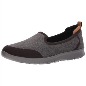 Clarks Step Allena Lo CLOUDSTEPPERS Slip-On Shoes